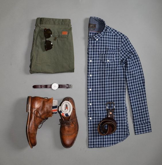 grid casual